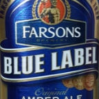 Farsons Blue Label Amber Ale