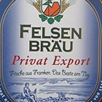 Felsenbräu Privat Export