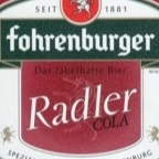Fohrenburger Radler Cola
