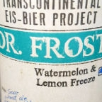 Freigeist & Stillwater Dr. Frost Watermelon & Lemon Freeze