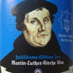 Gold Ochsen Martin Luther Bier