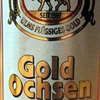 Gold Ochsen Original