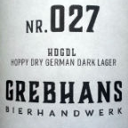 Grebhan's Spezialsud Nr. 027 HDGDL