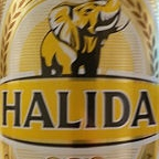 Halida Export Beer