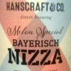 Hanscraft & Co. Bayerisch Nizza Melon Special Wheat Pale Ale