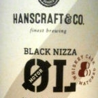 Hanscraft & Co. Black Nizza Motor Øl Whisky Cask Matured