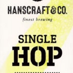 Hanscraft & Co. Single Hop Kellerpils - Hallertauer Blanc