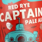 Hatherwood Craft Beer Company Red Rye Captain Pale Ale