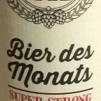 Hatz Bier des Monats Super Strong Wheat