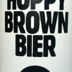 Heidenpeters Hoppy Brown Bier