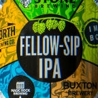IMBC + Buxton + Magic Rock + North + Stone - Fellow-Sip IPA
