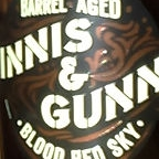 Innis & Gunn Blood Red Sky Rum Barrel Red Beer