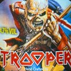 Iron Maiden Trooper Ale
