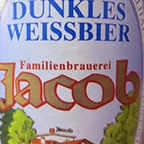 Jacob Dunkles Weissbier