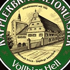 Kapplerbräu Vollbier Hell