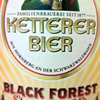 Ketterer Black Forest Summer Ale