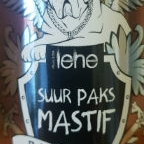 Lehe Big Fat Mastif BA Barley Wine