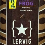 Lervig & Hoppin' Frog Sippin Into Darkness