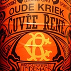 Lindemans Kriek Cuvee Rene Grand Cru