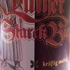 Luther Starck Bier
