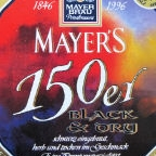 Mayer's 150er Black & Dry
