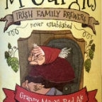 McGargles Granny Mary's Red Ale