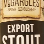 McGargles Sean's Export Stout