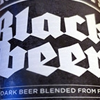 Monteith's Black Beer