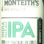 Monteith's India Pale Ale