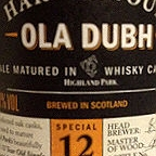 Harviestoun Ola Dubh 12