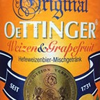 Original Oettinger Weizen & Grapefruit