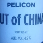 Pelicon Out of China