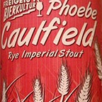 Phoebe Caulfield Rye Imperial Stout