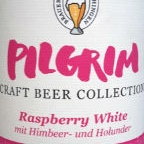 Pilgrim Raspberry White