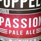Poppels Passion Pale Ale