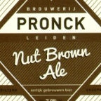 Pronck Nut Brown Ale