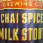 Red Brick Chai Spice Milk Stout Divine Bovine