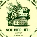 Rockermeier Vollbier Hell