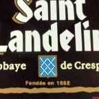 Saint Landelin Brune