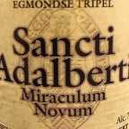 Sancti Adalberti Egmondse Triple