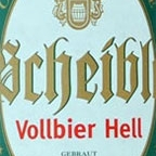 Scheible Vollbier Hell