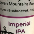 Seven Mountains Imperial IPA 90