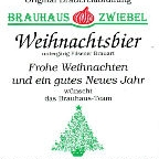 Soester Weihnachtsbier