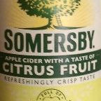 Somersby Citrus Fruit