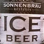 Sonnenbräu Ice Beer