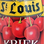 St Louis Kriek Lambic