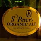 St. Peter's Organic Ale