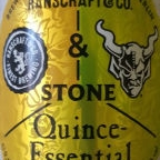 Stone & Hanscraft Uniqcan Quince-Essential Hazy Ale