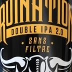 Stone Ruination Double IPA 2.0 Sans Filtre