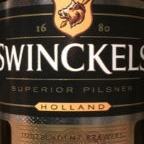 Swinckels Superior Pilsner